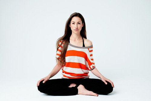 Tara Stiles Yoga Reebok
