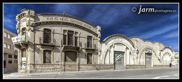 Fundición Frigard. Cartagena