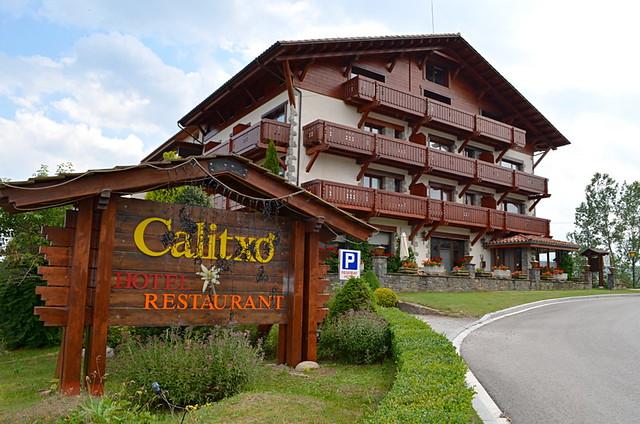Calitxo Hotel and Restaurant, Molló, Girona