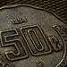 Vieja Moneda por disgrainder