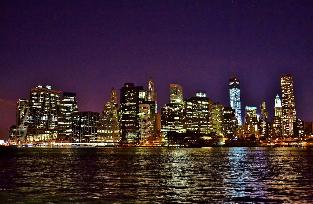 Night Views from BBP, 01.12.14