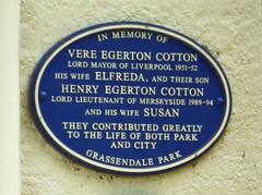 Photo of Blue plaque № 30391