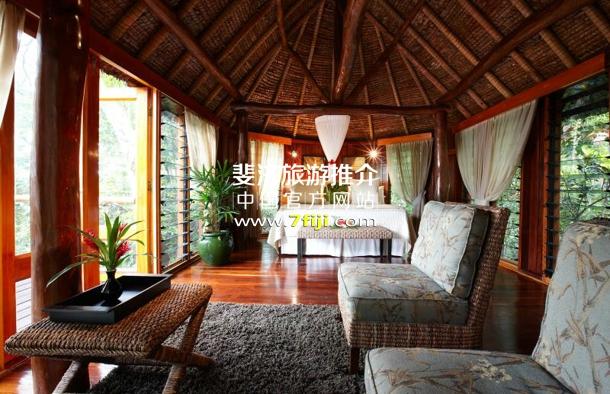 斐济娜妹儿度假酒店(Namale The Fiji Islands Resort & Spa)蜜月套房