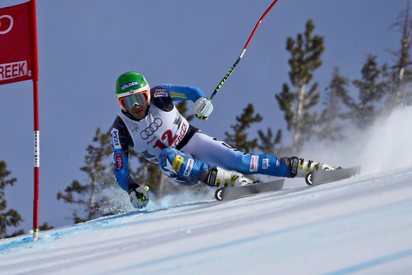 Bode Miller at Beaver Creek