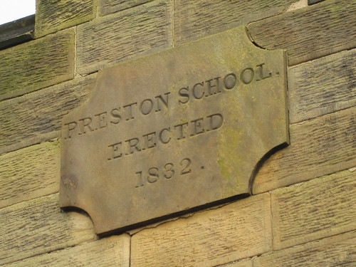Preston School, Stokesley 1832
