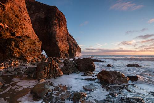 england seascape sunrise day northeast seaham blastbeach countydurham sigma1020mmf456exdchsm canon400d dawdondoor