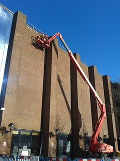 Cherry picker - Aston University Library