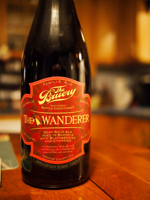The Bruery The Wanderer (2013)