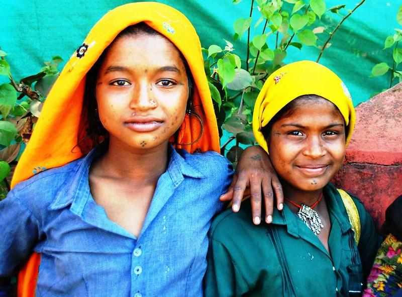 94 Temporeros de Rajastan. Estampas de Goa (44)