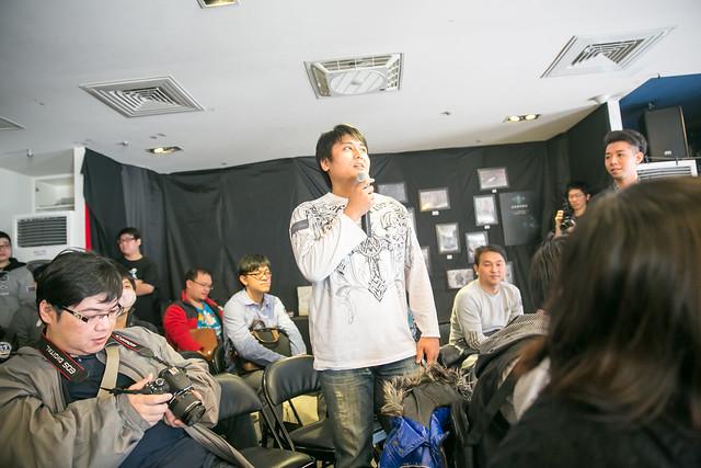 暗黑即將歸來!2/22 台灣暴雪『聖休亞瑞群英會』活動花絮與相片 @3C 達人廖阿輝
