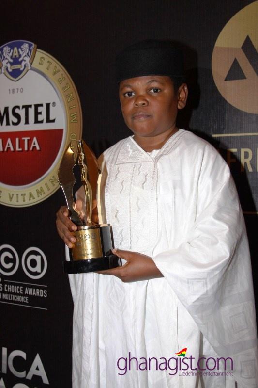 Osita Iheme Best Actor in Comedy