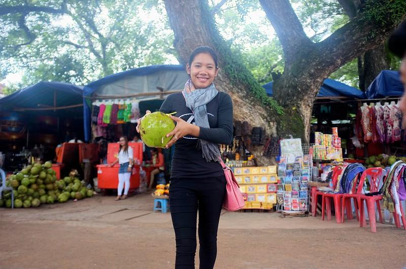 Rehat di Angkor Wat - 3