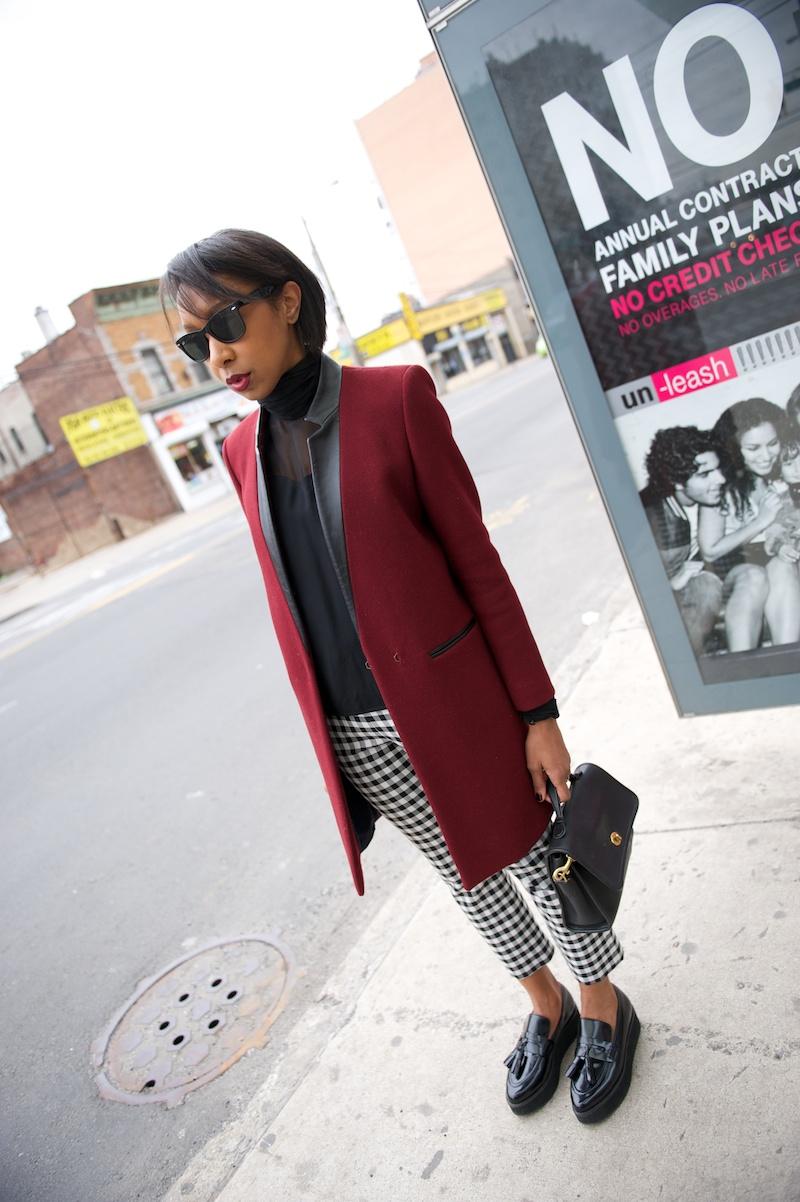 sandro coat