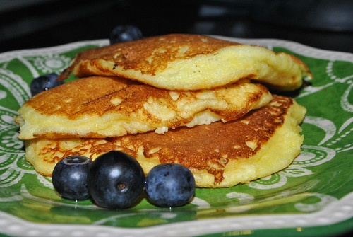 LemonRicotta Pancakes