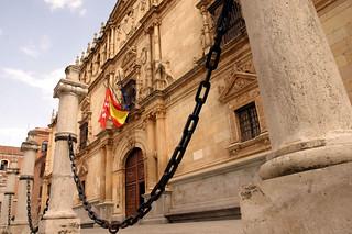 Alcalá, ciudad monumental.