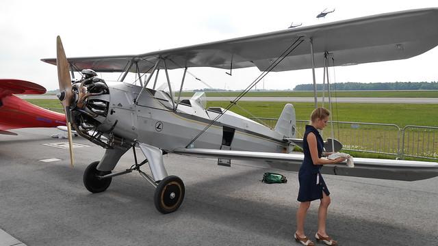 Focke-Wulf Fw 44J Stieglitz