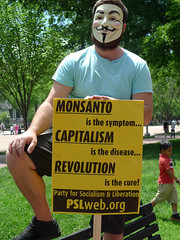 DC March Against Monsanto 2014