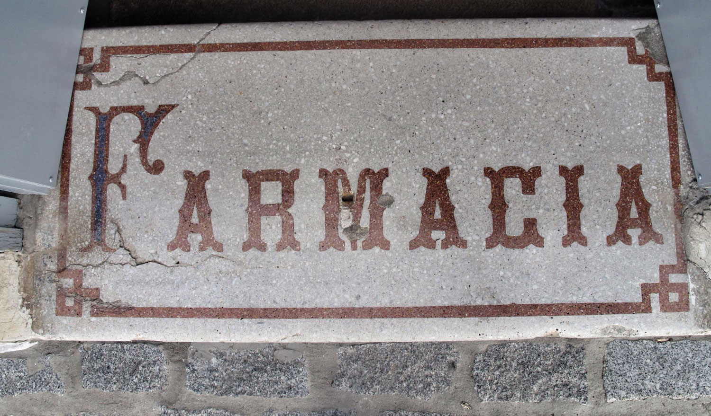 hotel botica de vejer_loseta farmacia antigua_ s XIX hasta 1933