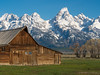Teton Barn by RobertCross1 (off and on)