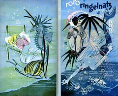 RoRoRo 46 ~ 1st Print 1952 + backcover