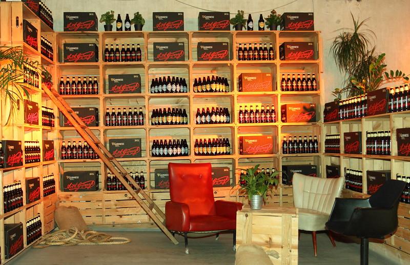 Presentación de la Guinness Storehouse de Madrid