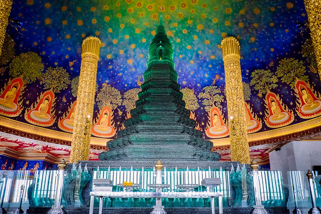 Maharatchamongkol Pagoda, Thonburi Bangkok