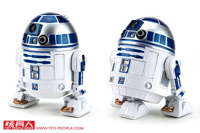 傳奇的機器人搭檔登場!野獸國Egg Attack Action EAA-010《星際大戰五部曲:帝國大反擊》C-3PO & R2-D2 雙入組