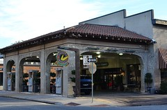 Parker's Market with One-Way Gas Station