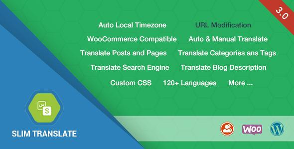 Slim Translate WordPress Plugin free download