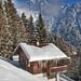 Swiss winter paradise, Paradis hivérnale suisse , Caux et  Les Rochers de Nays  . Canton of Vaud. No. 5976. by Izakigur
