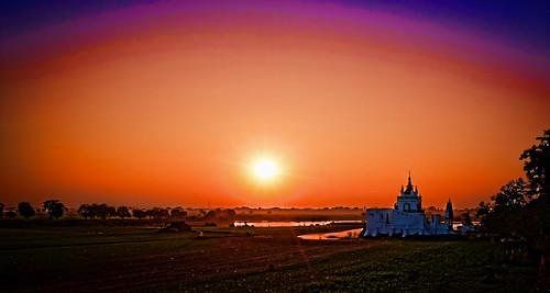 burma holidays lightroom mingun myanmar onestoptraveltours sunsets topazlabs