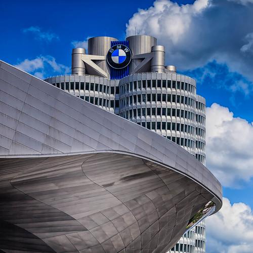 BMW Tower & BMW World II