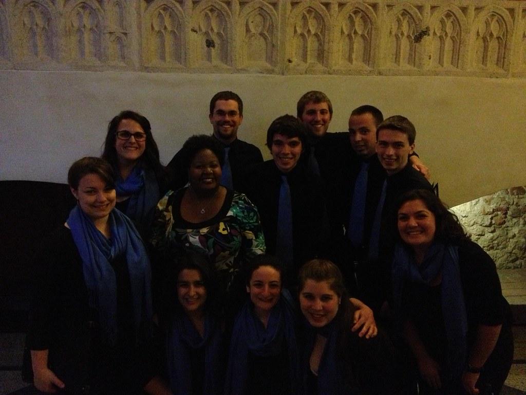 Hendricks Chapel Choir 2013 Concert Tour of Germany and Poland