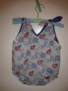 Timmy & Mary sunsuit size 6m