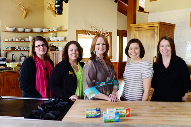 Land O' Lakes on the Ranch | The Pioneer Woman Cooks | Ree Drummond