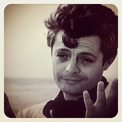My son will be raised with Fellini on in the house. Favorite film series. Entry 4. #ladolcevita #classic #film
