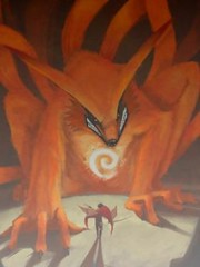 anime, dragon,