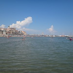Sea at Nettuno Beach