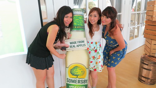 Singapore Food Blog, Singapore Lifestyle Blog, nadnut. fidelis, Somersby Food Tasting Event, Somersby Apple Cider, Somersby drinks, Somersby food, Bliss Restaurant,