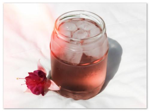 Icy juice