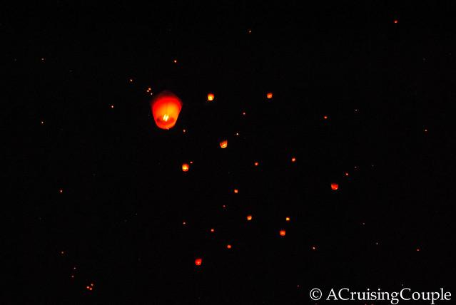 Sky Lanterns Lantern Festival