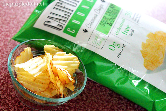 California Crunch Healthy Cassava Chips