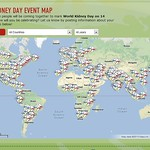 WKD Google Events map 2013