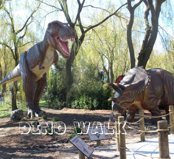 Dinopark Animatronic Project