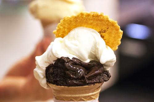 gelato @ la sorbetteria castiglione