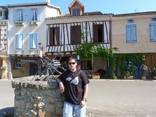 En Lupiac (Gers, Francia)