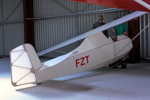 Swag Trip Reports 08 03 15 Gliding Heritage Centre Lasham