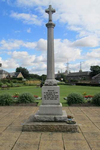 Cockenzie War Memorial