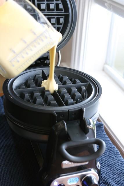 KitchenAid ProLine Waffle Baker 006