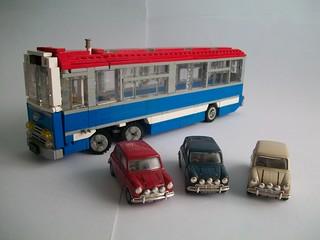Italian Job Bus
